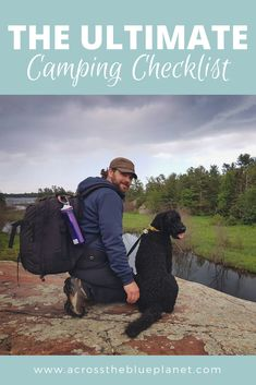 Across the Blue Planet - Ultimate Camping Checklist Hiking Checklist, Survival Bow, The Blue Planet, Outdoor Photography, Travel Destinations, Wildlife, Challenges, Adventure, Blog