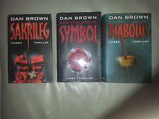 Dan Brown, Sakrileg, Diabolus u Symbol