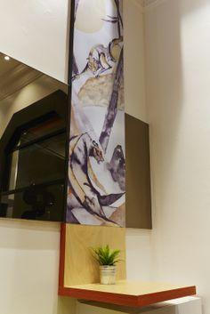 NL House by by studio equator  #shelf