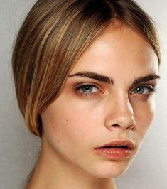 cara delevingne makeup - Google Search