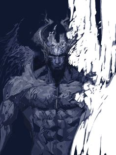 A devil or an angel?