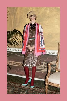Gucci Pre-Fall 2016 is here!