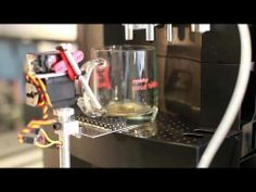 Cloud Based Coffee, make sure to watch until you see how each cup is identified! #zipwhip.com