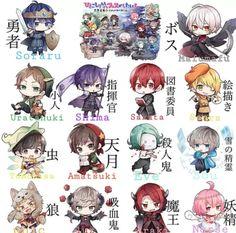 Anime Chibi, Kawaii Anime, Vocaloid, Niconico, Otaku, Allen Walker, World Domination, Mobile Legends, Greatest Songs