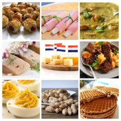 Oud-Hollandse hapjes