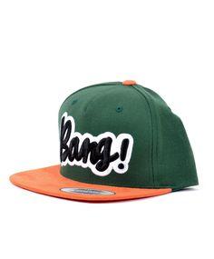Panuu - Bang - Dk Green