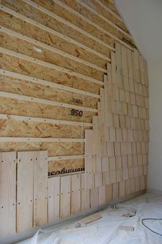 Image result for country bedroom with shingled walls