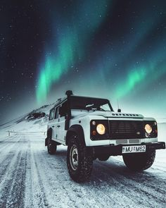 Francesco Salvaggio on Instagram: Some vehicles are not legal but at least they are possibles !! @landroveritalia . . . #iceland #landrover #defender #landlovers #reykjavik 2015 Jeep Wrangler, Jeep Wrangler Sahara, Defender 110, Land Rover Defender, My Dream Car, Dream Cars, Offroad, Jaguar Land Rover, Land Rovers
