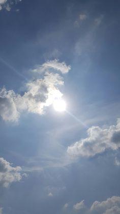 veo el sol .. veo esperanza