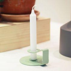 Kerzenhalter Nocto mint
