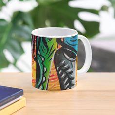 African Artwork, Artwork Design, Mug Designs, Sell Your Art, Classic Style, My Arts, Art Prints, Mugs, Water Bottles