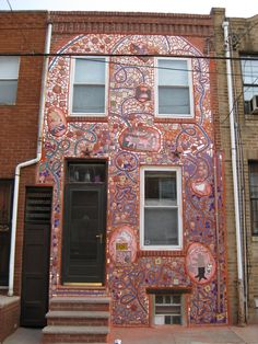 house by Isaiah Zagar