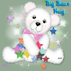 bears+in+Glitter | ... bear/][img]http://www.imgion.com/images/01/Wanna-Hug-With-Glitter-Bear
