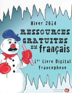 1st French Tips and Freebies e-Book // 1er Livre Digital en Français GRATUIT sur TpT   http://www.enseignons.be/secondaire/cours/francais/page/2/