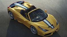458 Speciale Spider: So viel Power hatte  noch kein offener Ferrari!