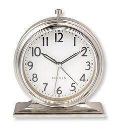 1931 Big Ben Alarm Clock | Free Shipping at L.L.Bean