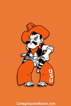 Pistol Pete!  Ahh makes me a tad homesick.