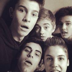 The vine boys
