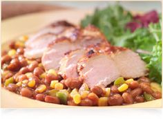 New Orleans Pork and Beans