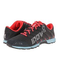 Loving this inov-8 Gray & Blue F-Lite™ 195 Running Shoe - Unisex on #zulily! #zulilyfinds