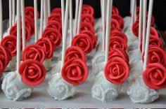 Elegant  Cake Pops by ivacakesupplies on Etsy, $30.00