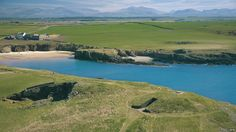 Barclodiad y Gawres - image by Cadw This is on Anglesey, the one time centre of the druid world. Visit Wales, Anglesey, Stonehenge, Beautiful Places To Visit, Culture, Where To Go, Night Life, Britain, Spain