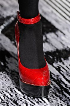 In Love with DKNY Fall 2012 Shoe Line! Sign me up where do I get them now??!! @dkny