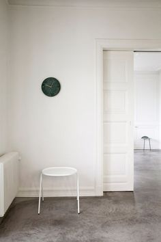 Clocks | Living room-Office accessories | Marble Wall Clock. Check it out on Architonic