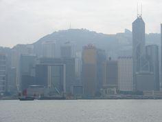 foggy view (HK)