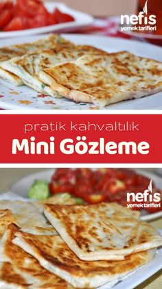 Kahvaltılık Mini Gözleme – Nefis Yemek Tarifleri How to make Breakfast Mini Pancake Recipe? Here is a description of this recipe in the book of people and photographs of the experimenters. Iftar, Perfect Pancake Recipe, Mini Pancakes, Puff Recipe, Food Articles, How To Make Breakfast, Diet And Nutrition, Great Recipes, Delicious Recipes