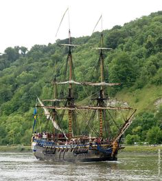 La Grande Parade de l'Armada de Rouen 2013