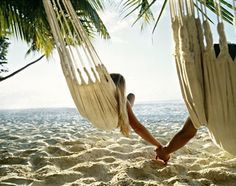 briefly lounge in a hammock like this #OKLsummer