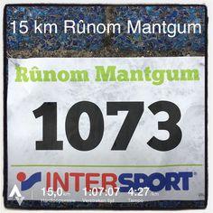Rûnom Mantgum in Mantgum. 15 km in 1:06:42.