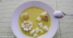 Queso Humacha (eine Art Maissuppe mit Käse) / Queso Humacha (cornsoup with cheese)