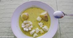 Queso Humacha (eine Art Maissuppe mit Käse) / Queso Humacha (cornsoup with cheese)