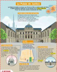 Le Palais de justice - Mon Quotidien, le seul site d'information quotidienne pour les 10 - 14 ans ! Teaching French, French Education, French History, Le Palais, Science Facts, French Lessons, Student Life, Learn French, Mind Maps