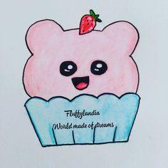Bear Cupcakes, Instagram