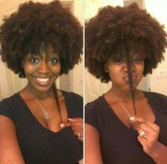 Owning the shrinkage - http://www.blackhairinformation.com/community/hairstyle-gallery/natural-hairstyles/owning-shrinkage/