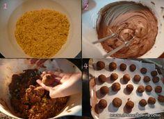 Receta Cake Pops! Paso a paso para Dulceshoras.com