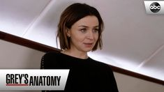 Amelia Apologizes to Link - Grey's Anatomy Season 15 Episode 21 Amelia Shepherd, Amelia Greys Anatomy, Short Hair Cuts, Short Hair Styles, Dark Brunette Hair, Greys Anatomy Season, Cool Short Hairstyles, New Haircuts, Atticus
