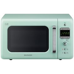 Daewoo Retro 20L 800W Microwave - Various Colours