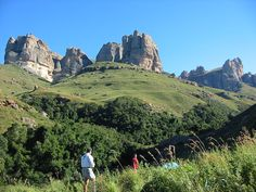 drakensberg - the best way to spend the day! Africa Destinations, Kwazulu Natal, Game Reserve, Turquoise Water, Africa Travel, Monument Valley, South Africa, Places To Go, Top Ten