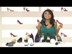 Got a pair of heels that aren't quite the perfect fit? Jeannie has some tips to get your feet feeling right.