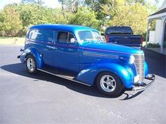 1938 Chevy Sedan Delivery for Sale in HAMPTON, VA | Collector Car Nation Classifieds