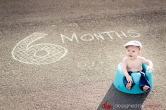 I don't have my bumbo anymore but I like the chalk idea, maybe we can figure out  way to work that in.