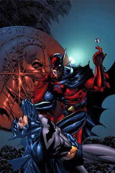 batman | Batman: Long Shadows - DC Comics Database