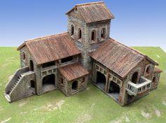 Risultati immagini per case medievali fantasy