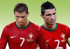 Pinterest Maailman Kätevin Ideakuvasto - Cr7 hairstyle euro 2012
