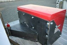 Swing out tool box - JeepForum.com