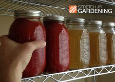 Stretch your garden harvest by preserving your bounty now. Home canning doesn't have to be scary! Just follow our simple step-by-step guide and you'll be ready to stock your pantry and enjoy your own produce all year long.